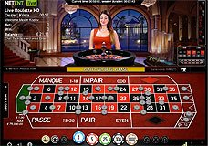 French Roulette Net Ent